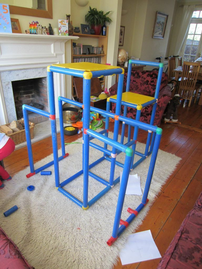 Outdoor Construction Toys : Fantastic climbing construction toy gymbo in redland