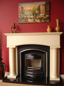 Complete Fireplace Suite - CLEARANCE