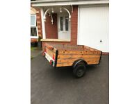 Car trailer 5ft x 3ft