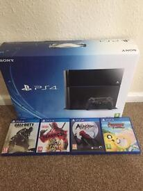 PS4 500gb for sale Ono
