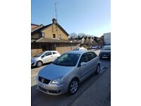 Volkswagen Polo 1.2 Petrol ,Silver,LOW MILAGE 56K ,MANUAL,CHEAP TAX,Insurance Urgently 2008