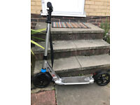 OXELO TOWN 7XL FULL SUSPENSION ADULT SCOOTER
