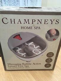 Champ nets home spa foot spa