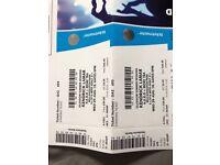 2 Kendrick Lamar tickets £50 each , Bellahouston park 29th August