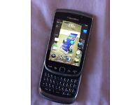 Blackberry 9810 unlocked smartphone