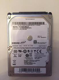 PS4 500GB hard drive