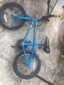 5-6 year Bike