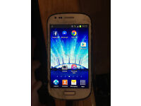 Samsung s4 mini o2/giff gaff/tesco mobile