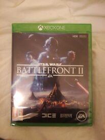 Star Wars Battlefront 2 Xbox One - Brand New Unopened