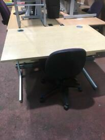 1200mm Straight Desk