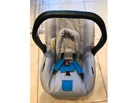 Infant carrier seat