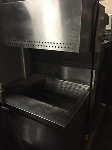French Fry Dump Station - Fast Food Heat Lamps - iFoodEquipment.ca