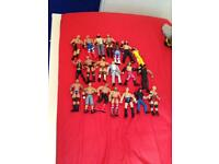 wwe wrestling figures