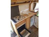 1997 4 berth coachman oasis caravan