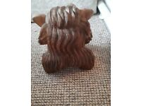 Wooden ape solid wood