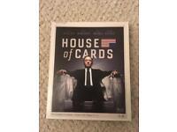 House of Cards Season 1 Box Set