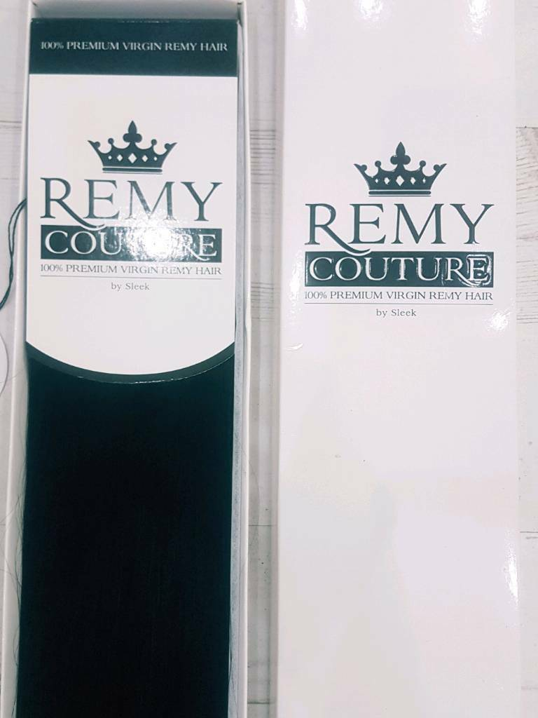 Remy Couture '18 Shade Jet Black