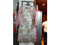 Asian Fancy party wear Dresses for sell £65