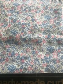 BEAUTIFUL BNWT MARY QUANT FLORAl CURTAINS