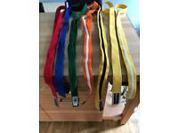 Judo Belt Collection (7 belts)