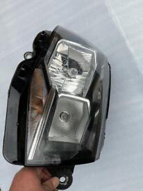 VW Transporter Right Driver side headlight 2016-2019