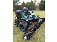 Hayter mower for spares