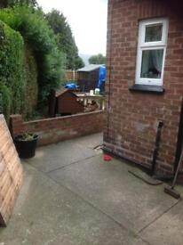 3 bedroom house wanting to swap for a 3 bedroom parlour