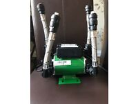 Salamander CT50 Twin Shower Pump. Used but in full working order.
