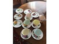 Paragon Fine Bine China set of 5
