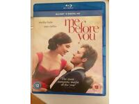 Me Before You Blu-ray dvd
