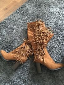 Size 5 boots brand new