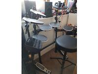 Drum kit - complete set