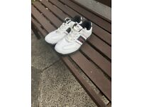 white golf shoes for sale. read add.