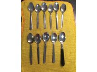 Tea spoons_30p each_£3 for ALL