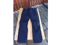 JTS Textile Motorcycle Trousers.