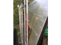 Vauxhall vivaro lwb roof rack reanalt & nissom