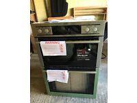 AEG either DE4013001M OR DE4013021M Double oven brand new