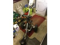 Remote control electric trolley