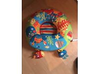 Baby play seat