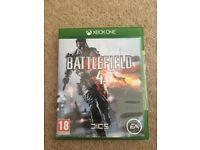 Xbox one- Battlefield 4