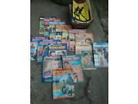 Photo play magazines 1970s plus