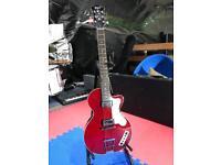 Hofner Contemporary semi hollow guitar