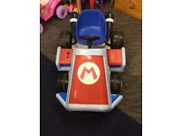 Super Mario Kart Ride On 6V
