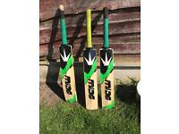 Mids cricket bat junior ( read description)