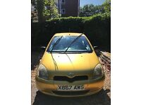 89K 50MPG TOYOTA YARIS IN EXCELLENT CONDITION