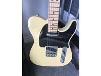 Fender American special telecaster and tweed hard case ( swap )