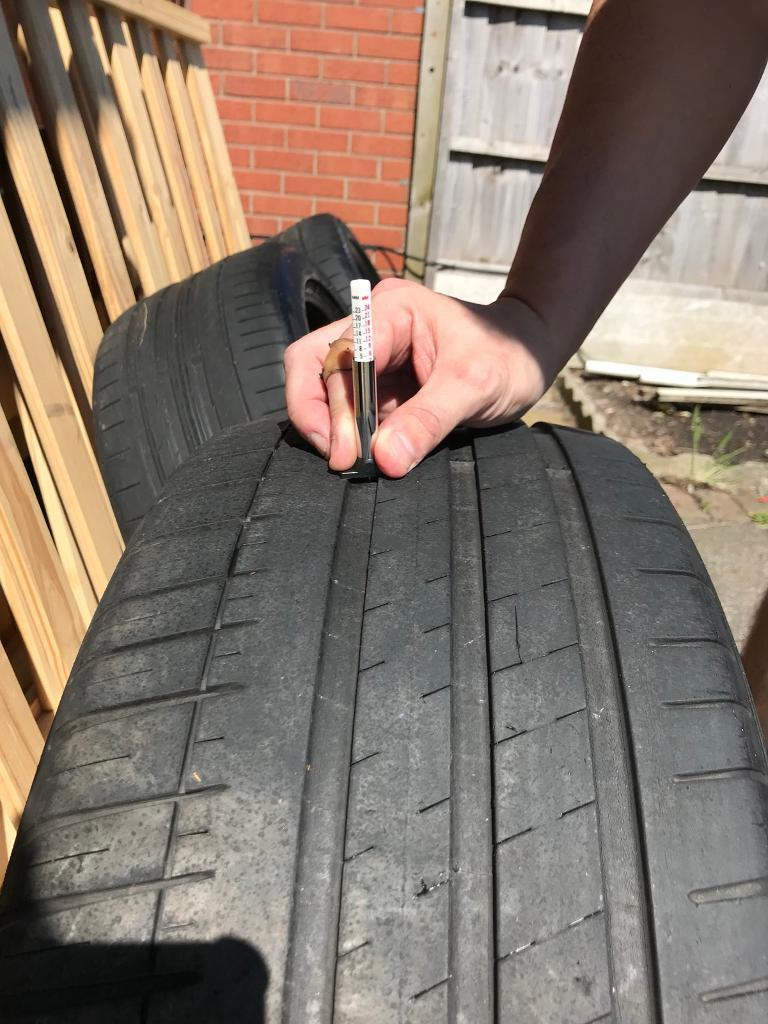 used tyres 245/40/18