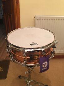 Yamaha Roy Haynes signature snare drum