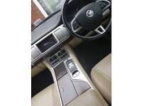Jaguar xf luxury facelift