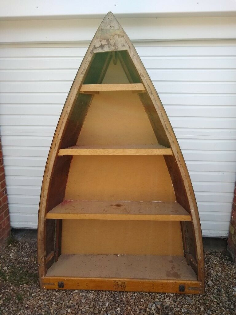 Boat Bookcase Unfinished Project In Bishops Waltham Hampshire Gumtree